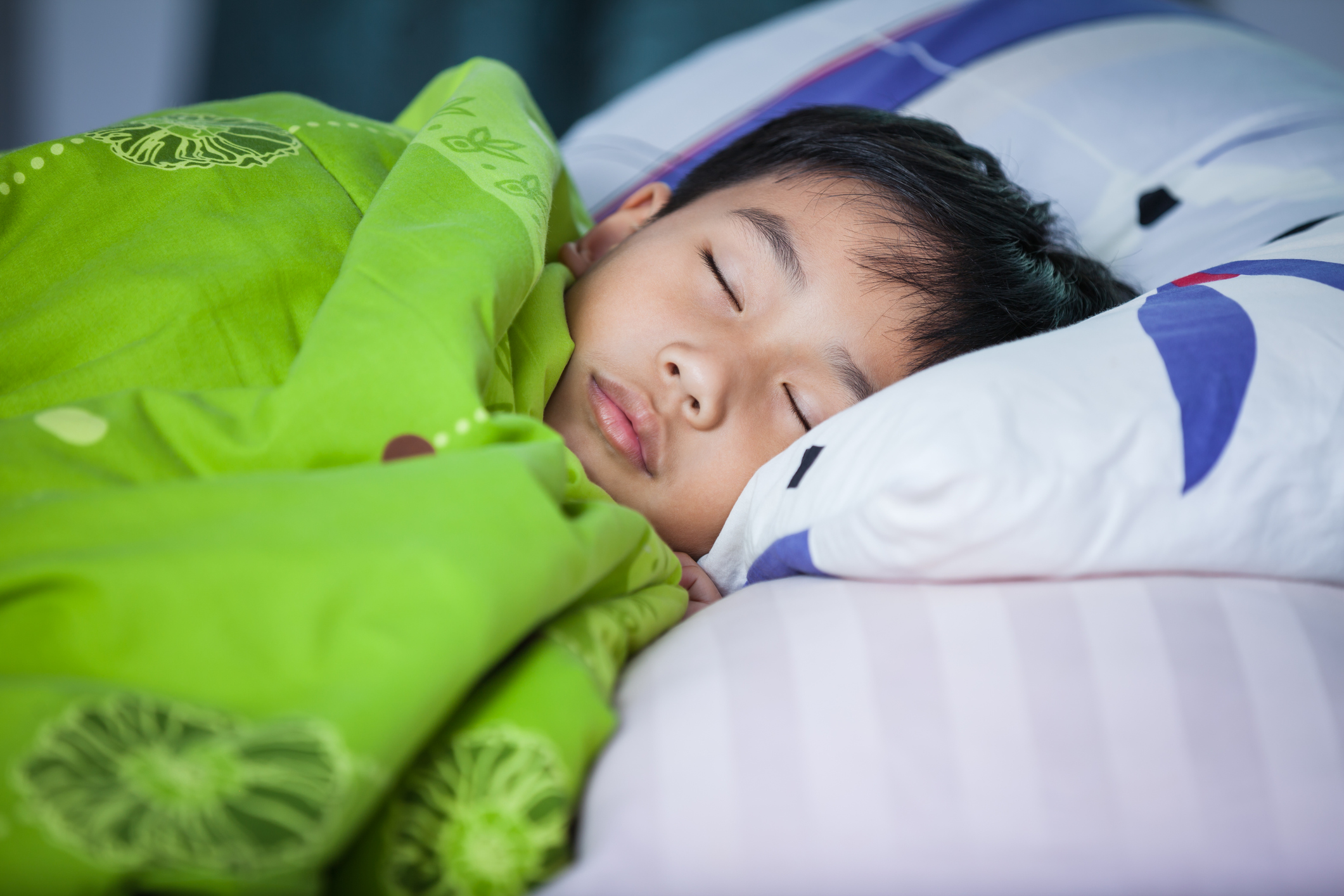 4 Ways To Help Your Child Get Enough Sleep