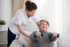 Exercise as part of cancer treatment
