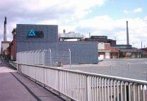 Norddeutsche Affinerie (heute Aurubis), Peute, Hamburg (Foto: Anke Schwarzer ©)