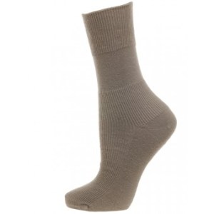 c1c65e37cce Extra Roomy Cotton-rich Softhold Mid-weight Seam-free Socks OH