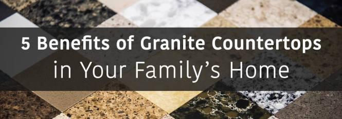 Granite And Natural Stone Countertops