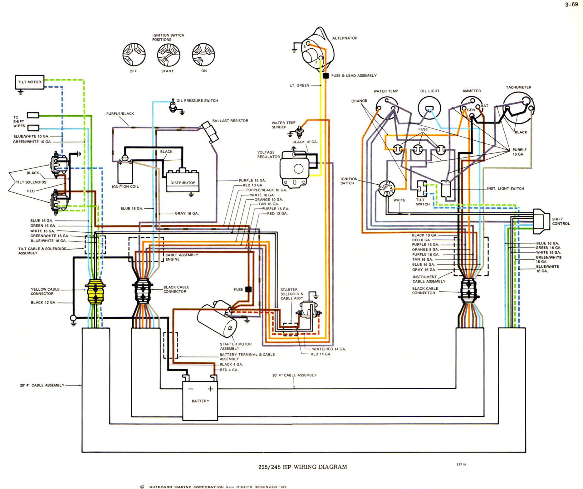 Mercruiser 4 3 Wiring Diagram,Wiring.Free Download Printable ...