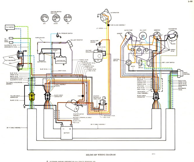 volt boat wiring diagram wiring diagram marine wiring diagram 12 volt solidfonts source 12 volt basics for boaters boats