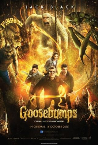 """Goosebumps"" is a great Halloween treat"
