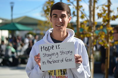 Celebration of peace and hope photo gallery