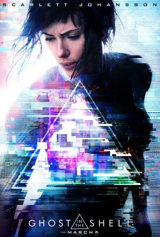 'Ghost in the Shell:' a hollow adaptation