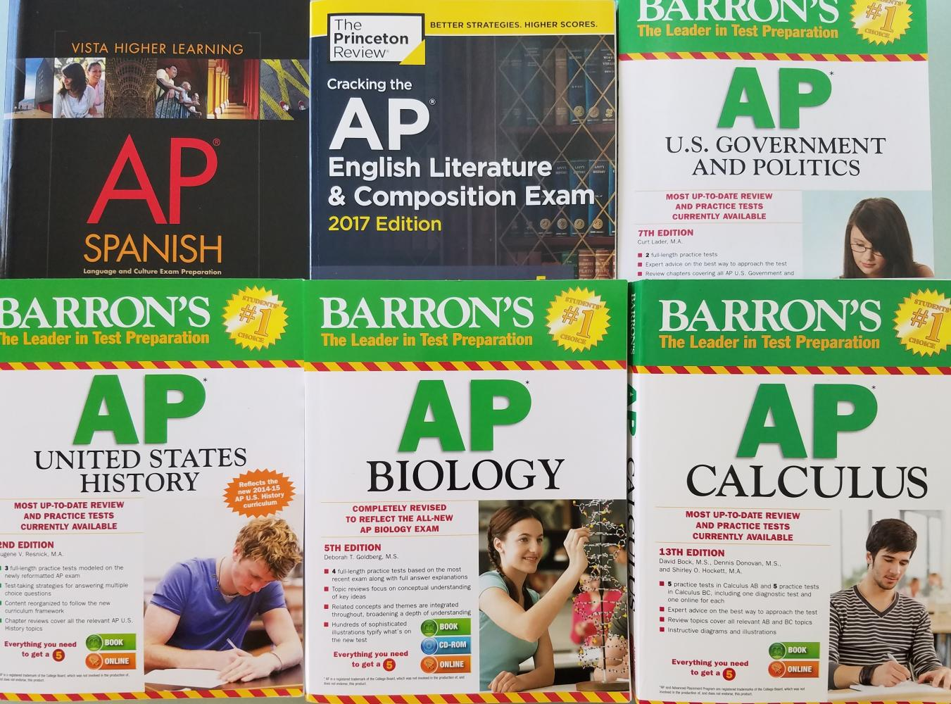 The Bar-On Brief: The scam of the AP exam – The Epitaph