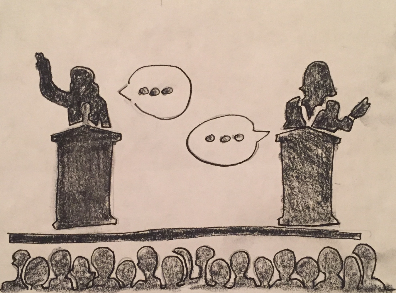 Spotlight: Speech and Debate Club