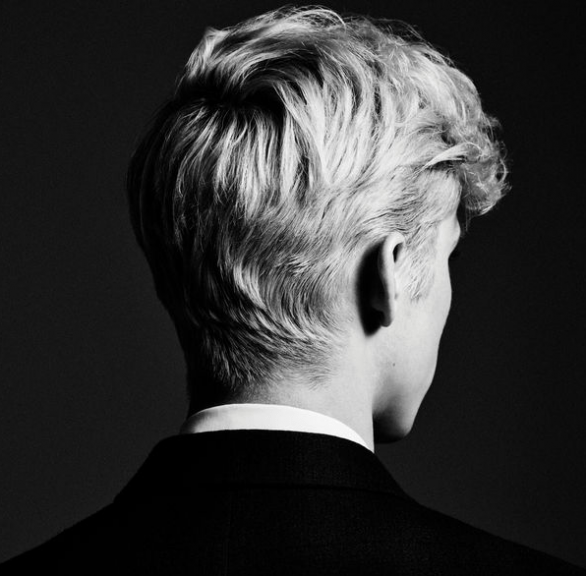 """Troye Sivan hides lyrics relating to his personal growth throughout the album in connection to its name, """"Bloom."""" Photo courtesy of iTunes."""