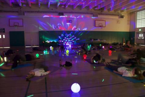 Officers shed light on Glowga night