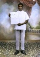 Dudley and Reita Morgan both graduated from Bellevue Hospital School of Nursing, Kingston, Jamaica. Dudley as graduate in 1965. (Morgan Family Collection)