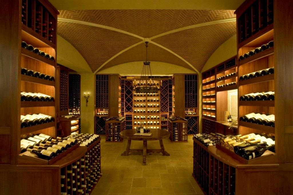 Luxury Home Wine Cellar Innovations Hiland Hall Turner