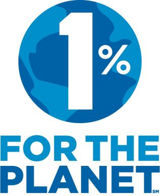 Since 1985 Patagonia donates at least 1% of their sales to protect and preserve the environment.