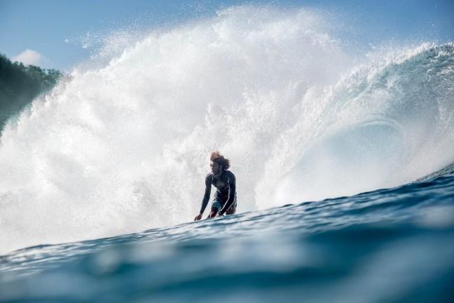 Surf Ambassador Eala Stewart, Photo: Laserwolf
