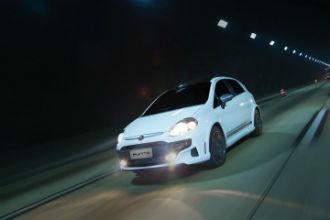 Novidades no Fiat Punto