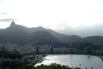 Rio de Janeiro é o lugar mais visitado do Brasil