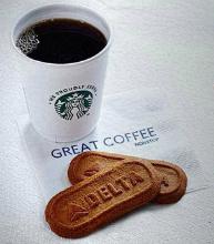 Starbucks na Delta