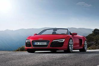 Audi no filme 50 Tons de Cinza