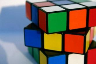 Durante a Semana Nerd será possível fazer uma oficina para desvendar os mistérios do cubo mágico
