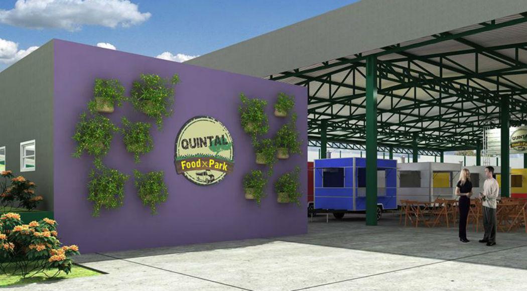 Quintal Food Park é inaugurado em Rio Preto
