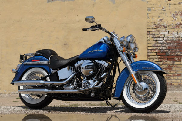 Harley-Davidson Softail Deluxe Classic