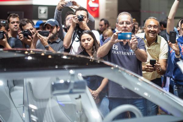 Salão do Automóvel 2018 terá 30 marcas de veículos