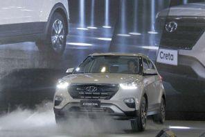 Hyundai Creta é o primeiro da onda de SUVs a chegar às lojas