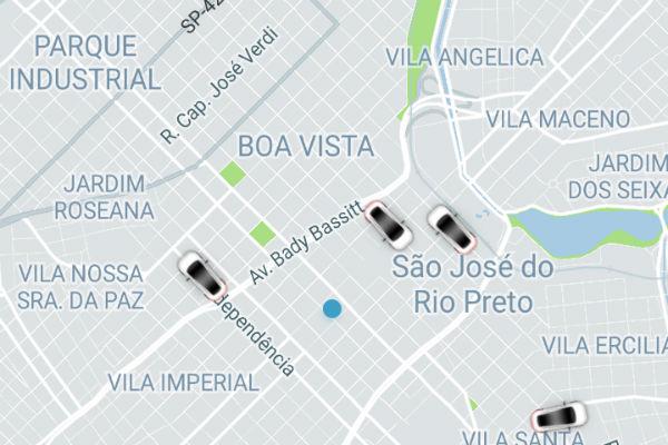 Uber Em Rio Preto Saiba Como Funciona E Confira Os Precos Hi Mundim