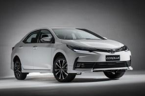 Toyota Corolla ganha novos equipamentos e versão