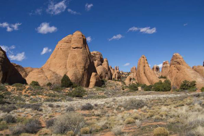 Westworld foi filmada em Utah, nos EUA (Foto:Flickr - Robb Hannawacker)