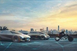 Vídeo da BMW mostra veículos do futuro