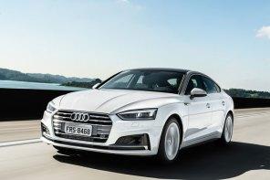 Audi A5 dá folga para motorista em congestinamentos