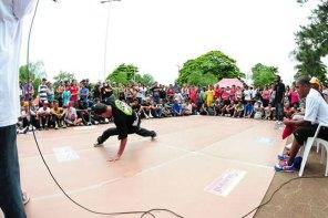 Hip-Hop em Ação celebra cultura de rua
