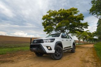 Toyota Hilux Challenge
