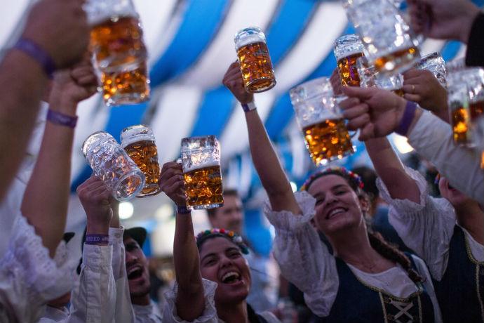 São Paulo Oktoberfest segue até o dia 8 de outubro
