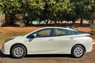 "Toyota Prius é um carro ""verde"" (Foto: Hi-Mundim)"