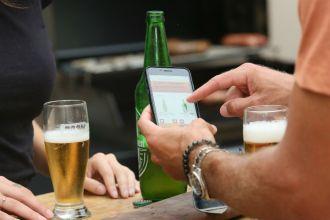Aplicativo entrega bebidas, gelo e carvão onde você quiser (Foto: Divulgação)