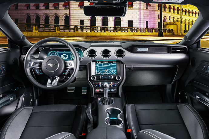 Novo Mustang GT Premium