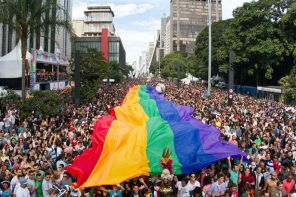 """""""Eleições"""" é o tema da Parada do Orgulho LGBT 2018"""