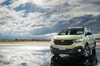 Chevrolet revela imagens do Spin Activ
