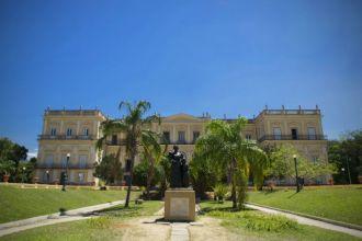 Museu Nacional (Foto: Rafael Moura)