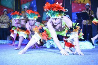 Paramazon, grupo do Pará, participa do Festival de Folclore de Olímpia, SP (Fotos: divulgação)
