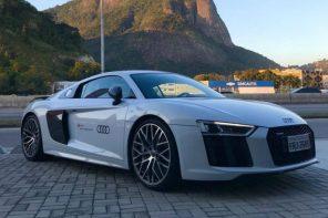 Audi traz seus superesportivos para Rio Preto