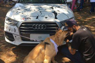 Edson Ramos participa pela segunda vez do Au-Audi, em São Paulo (Foto: Reprodução/Facebook)