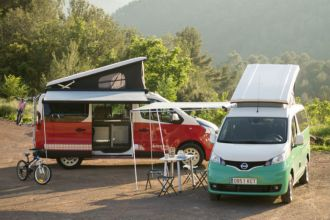 Camper, o motor home da Nissan