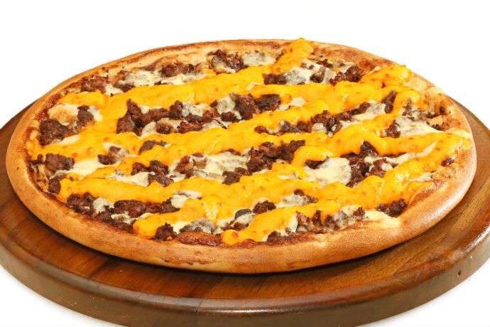 Molecaggio traz pizzas com sabores dos EUA