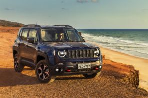 O que mudou no Jeep Renegade 2019