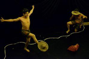Finde com Virada Cultural, música e teatro