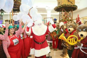Natal: atrações e oficinas no Riopreto Shopping