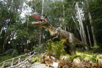 Olímpia ganha Vale dos Dinossauros (Foto: Cleiton Thiele/SerraPress)